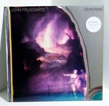JOHN FRUSCIANTE Curtains VINYL LP Sealed 2019 Omar Rodriguez