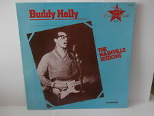 """buddy holly""""the nashville sessions""""star of r'n'roll.vol:5.or.lp12""""fra.mca:41079."""