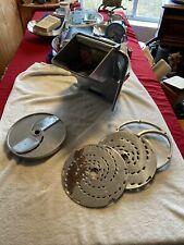 General Slicing/RedGoat Disposers Model Csa-12A Slicer Grater Great Condition!
