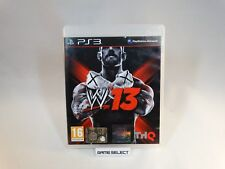 WWE 13 WRESTLING 2013 SONY PS3 PLAYSTATION 3 PAL EU EUR ITA ITALIANO ORIGINALE