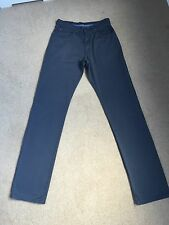 Mens Lee Brooklyn Straight Stretch Canvas Style Jeans W30 L34 (801)