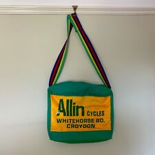 Vintage New Old Stock Cycle Courier Bag - Allins of Croydon