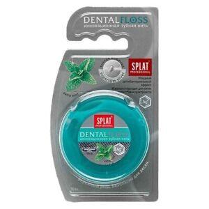 Splat Professional Dental FLOSS !30 m🌪 With silver fibers(1pack) Antibacterial