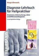 Diagnose-Lehrbuch für Heilpraktiker. Anamnese, Untersuch... | Buch | Zustand gut