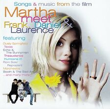 MARTHA, MEET FRANK, DANIEL AND LAURENCE - SONGS & MUSIC FROM THE FILM / CD