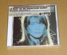 FRANCOISE HARDY - MESSAGES PERSONNELS (CD) BEST OF / NEUF SOUS BLISTER