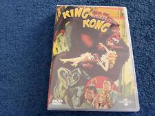 KING KONG UND DIE WEISSE FRAU - Klassiker von 1931 -  DVD
