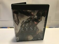Xbox One Video Games Microsoft Studios RYSE Son Of Rome Crytek Preowned