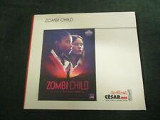 "DVD ""ZOMBI CHILD"" Louise LABEQUE, Wislanda LOUIMAT, Adile DAVID"