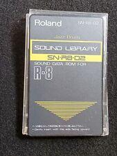 Roland SN-R8-02 Jazz Cepillo ROM tarjeta Para Roland R8 tambores