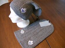 TORONTON MAPLE LEAFS LICENSED SLOUCHY TOQUE NEW W/ TAGS