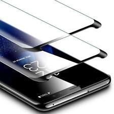 Protector de Pantalla de Vidrio Templado 2 Paquete De Samsung Galaxy S9 Plus Carcasa ESR mejor