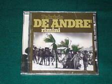 Rimini cd Fabrizio De Andre'