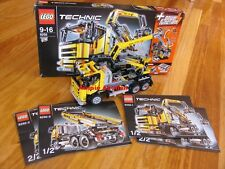 LEGO 8292 Technic - Cherry Picker with Motor and Battery Box [RARE]
