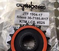 SILENT Pignone 17 denti KTM 990 SM, SMT, Supermoto, SUPERDUKE, R, GT, 1290, 7185