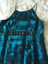 Beautiful and Very Elegant Used Evening Dress. Size 14-16