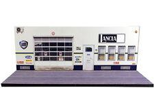 Diorama présentoir Lancia - 1/43ème - #43-2-D-D-002