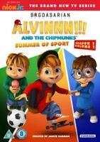 Nuevo Alvin And The Chipmunks - Back a Escuela - Temporada 1 Volumen 1 DVD