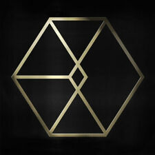 EXO [EXODUS] 2nd Album KOREAN Ver CD+52p Photo Book+Photo Card K-POP SEALED