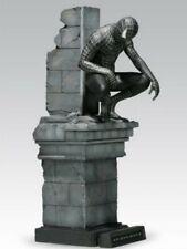 Sideshow Black Suited Spider-Man Spiderman Statue (Spider-Man 3)