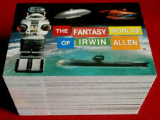 THE FANTASY WORLDS OF IRWIN ALLEN - MASSIVE BASE SET (100 CARDS) Rittenhouse