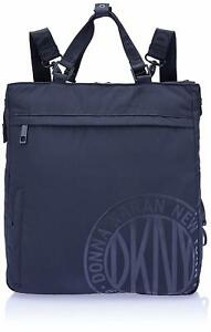 DKNY 40cm Boarding Travel Bag Urban Sport Collection - Black