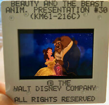 Disney BEAUTY and the BEAST Slide Collection ** Authentic & Never Displayed