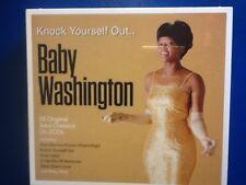 BABY. WASHINGTON.          TWENTY NINE. TRACKS ON TWO DISCS.