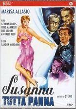 Dvd SUSANNA TUTTA PANNA - (1957) ** Sandra Mondaini ** .....NUOVO