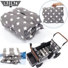 KEENZ - Wagon Moov Joy Two-Sided Soft Mat Cushion 100%25 Cotton Fabric Waterproof