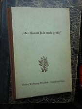 Antiquarische Bücher aus Sachsen mit Orts- & Landeskunde-Genre ab 1950