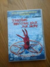 SOMETIMES THEY COME BACK FOR MORE - DVD - STEPHEN KING