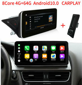"10.25"" 8core Android 10 CAR GPS Navigation for AUDI A4 A4L B8 2009-2017 CARPLAY"