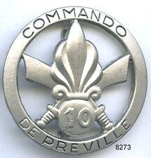 8273- COMMANDOS - 10e CDO