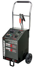 SCHUMACHER PSW-3060 Wheel-Style HD Battery Charger/Starter 300/200/60/30 Amp