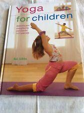 Yoga For Children By Bel Gibbs