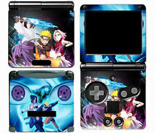 Naruto 002 Vinyl Decal Skin Cover Sticker for Game Boy Advance GBA SP