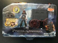 PIRATES OF THE CARIBBEAN JACK SPARROW BATTLE PACK CARRIAGE