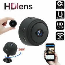 Mini Wireless Wifi Cámara Oculta Espía Hd 1080P Dvr de seguridad para el hogar Visión nocturna nuevo