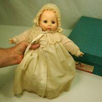 """MADAME ALEXANDER Victoria 3760 14"""" Baby Doll  ~ MIB ,No Tag"""