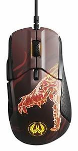 [From Japan] SteelSeries Gaming Mouse Rival 310 CS:GO Howl Edition