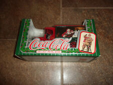 Christmas Holiday ERTL Coca-Cola Special 1925 Kenworth Diecast Metal Coin Bank