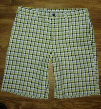 Mens (36) Nice- Izod Golf- Athletic/Casual Shorts- Colorful