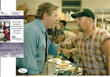 Larry the Cable Guy & Tom Wilson Signed 8x10 Photo Auto Health Inspector JSA COA