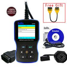 Creator C310 V5.5 Oil Severice Reset Code Reader All System Scanner For BMW Mini