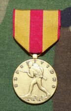 Original Us Marine Corps Usmc Expeditionary Medal - Full sized
