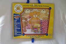 Build The A Bear Create Your Own Bear Fashion More 100 Pieces New
