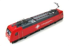 De Remplacement Boîtier Crossrail 185 595-6 rouge par exemple pour ROCO E-Lok BR 185.2 Piste h0 NEUF