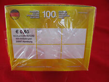 Panini Euro 2012 2x Box = 200 Tüten = 1000 Sticker EM 12 Polen Ukraine Display