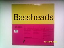 "BASSHEADS BACK TO THE OLD SCHOOL 12"" SINGLE 1992 N/MINT"